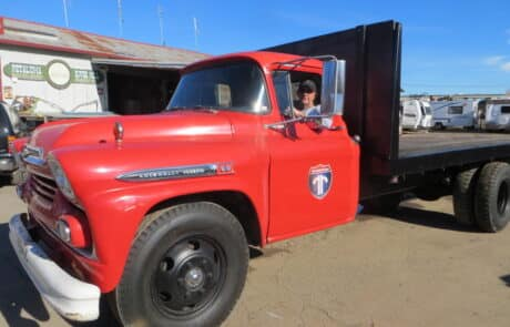 Heritage Salvage pick up delivery 07