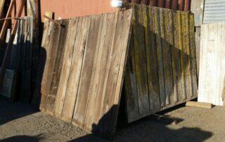 Heritage Salvage reclaimed barnwood barndoors 03