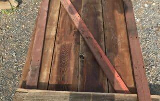 Heritage Salvage reclaimed barnwood barndoors 13