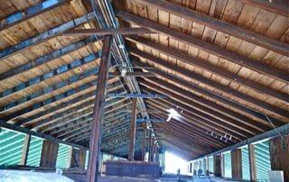 Heritage Salvage reclaimed barnwood barndoors 27