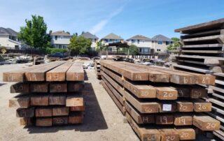Heritage Salvage reclaimed douglus fir 10