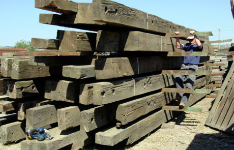 Heritage Salvage reclaimed douglus fir 12
