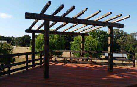 Heritage Salvage reclaimed hand hewn beams 09