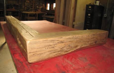 Heritage Salvage reclaimed hand hewn beams 21