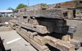 Heritage Salvage reclaimed hardwood 22