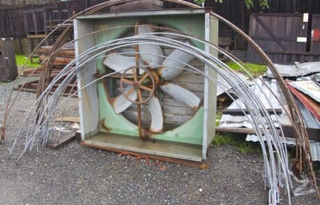 Heritage Salvage reclaimed metal 04