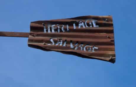 Heritage Salvage reclaimed metal 25