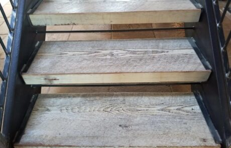 Heritage Salvage reclaimed stair treads 03