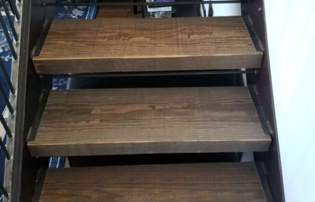 Heritage Salvage reclaimed stair treads 09