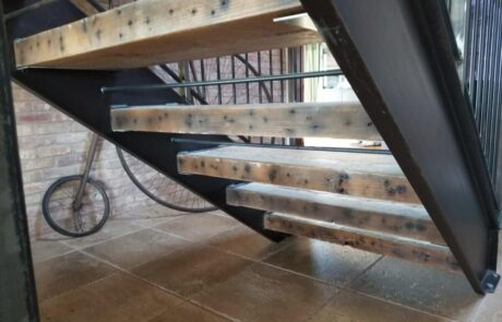 Heritage Salvage reclaimed stair treads 13