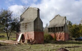 Heritage Salvage reclaimed structures live on 10