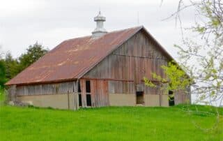 Heritage Salvage reclaimed structures live on 36