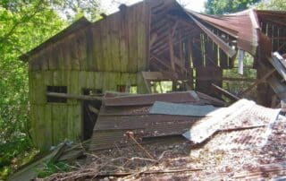 Heritage Salvage reclaimed structures live on 68