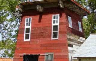 Heritage Salvage reclaimed structures live on 79