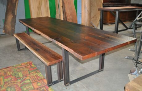 Heritage Salvage seating and benches07