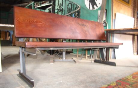 Heritage Salvage seating and benches22