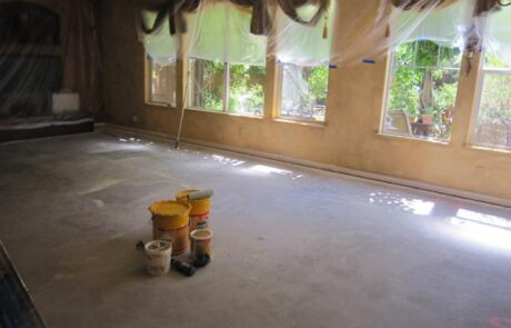 Heritage Salvage shiplap flooring installation 01