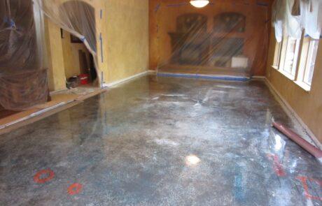 Heritage Salvage shiplap flooring installation 02