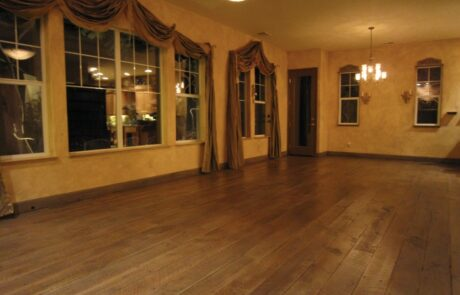 Heritage Salvage shiplap flooring installation 09