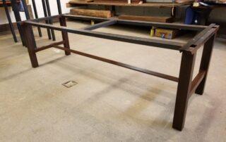 Heritage Salvage welding 07