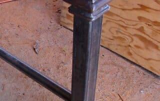 Heritage Salvage welding 10