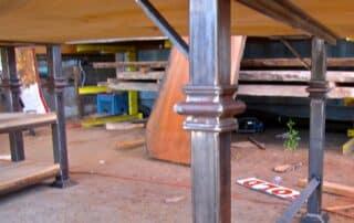 Heritage Salvage welding 11
