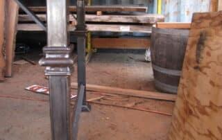 Heritage Salvage welding 12