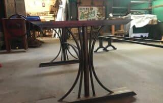 Heritage Salvage welding 16