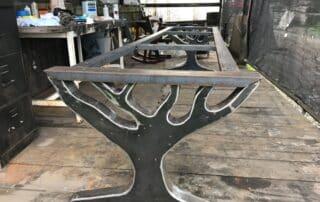 Heritage Salvage welding 17