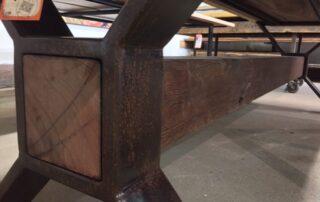Heritage Salvage welding 22