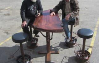 Heritage Salvage welding 24
