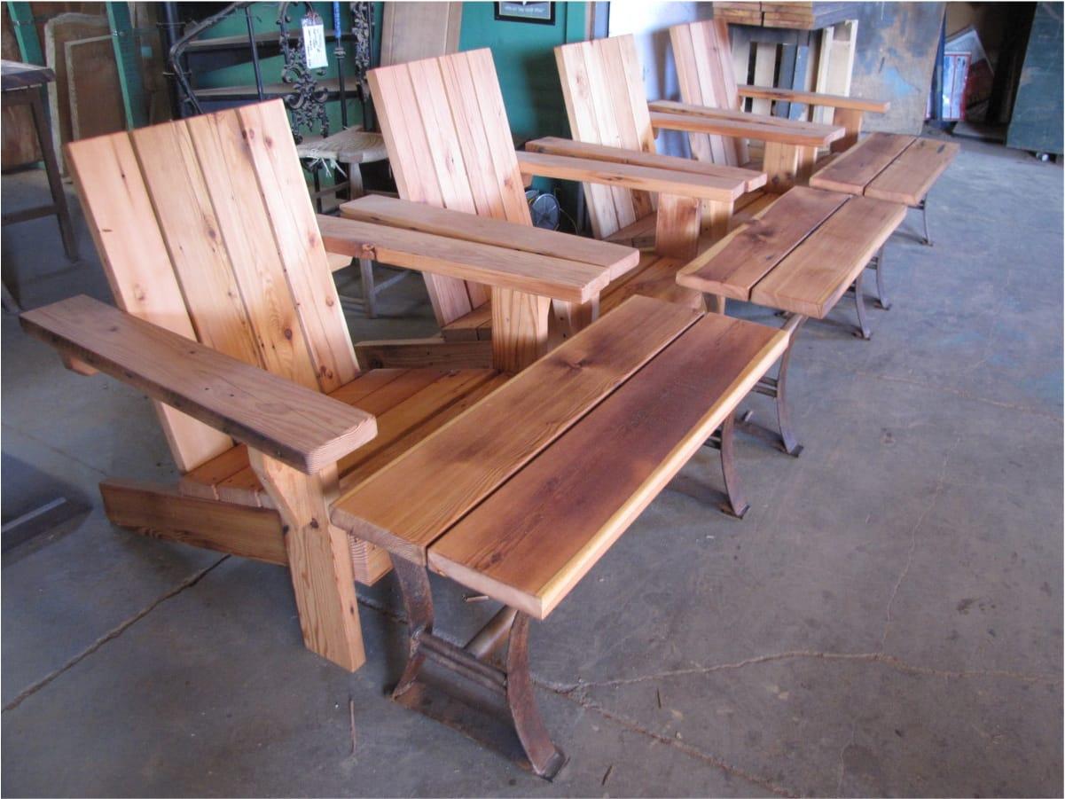 heritage salvage furnishings seating 07